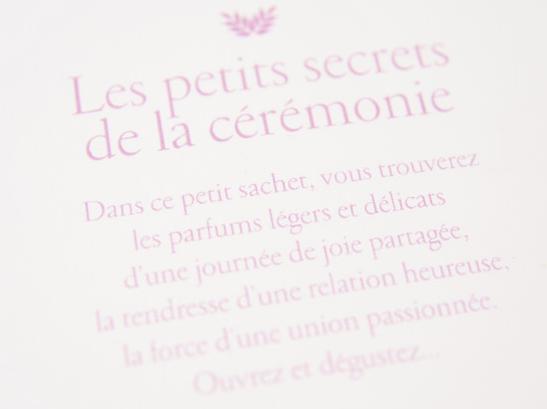Your beautiful days faire part de mariage sachets de th - Texte felicitation mariage original ...
