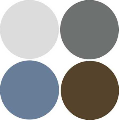 28 Blue Brown Gray Color Scheme
