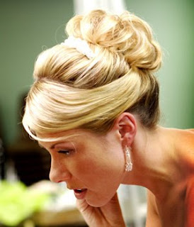 2009 Wedding Updos Hairstyles