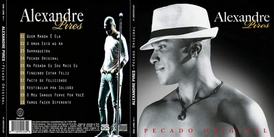 Alexandre Pires Pecado Original 2015