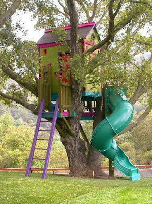 10 Gambar Rumah Pohon Terbaru 2016