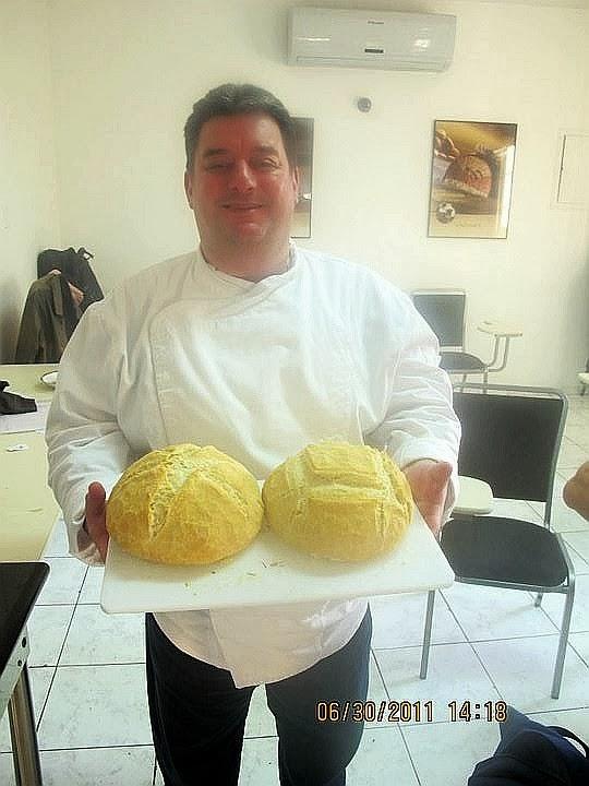 Pães do Chef Paulinho Pecora