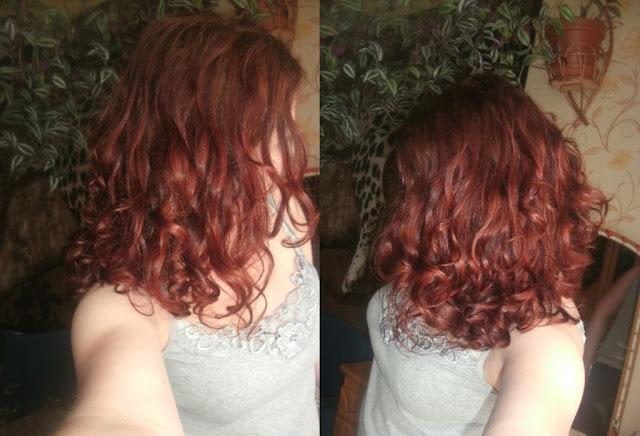 Niedziela dla włosów ze wzbogaconym kallosem botox :)