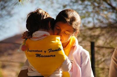 Familias misioneras