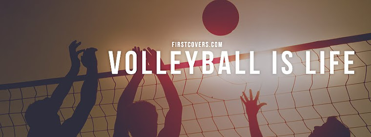Volleyball Is My Life Quotes. QuotesGram - 45.1KB