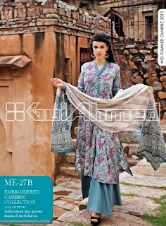 Embroidered-Dresses-Gul-Ahmed