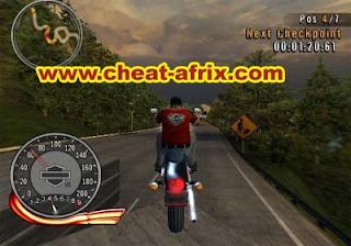 Download Games Harley-Davidson Race Around the World For PC