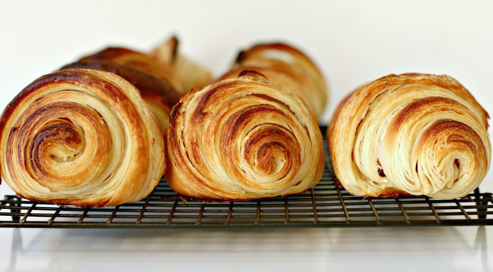 Milk and Honey: Croissants and Pains au Chocolat