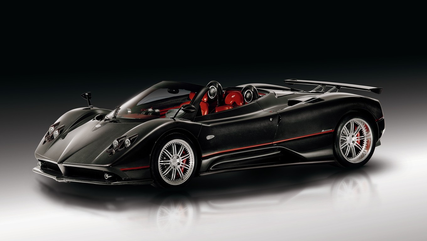 Pagani Zonda F HD Wallpapers