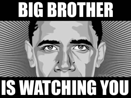 bigbrotherobama Obamas Secret Spy Corps isYou