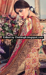 Ethnic by Outfitters Cambric Unstitch Fall Collection '15