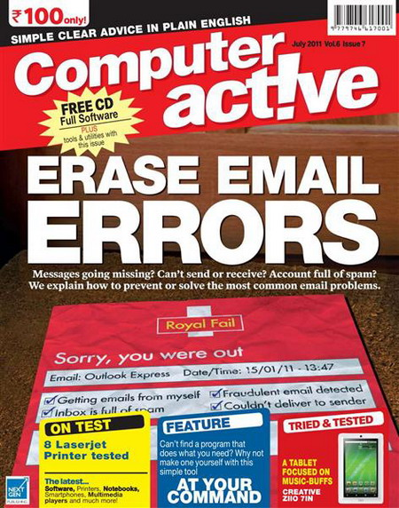 Computer Active Magazine India - July 2011