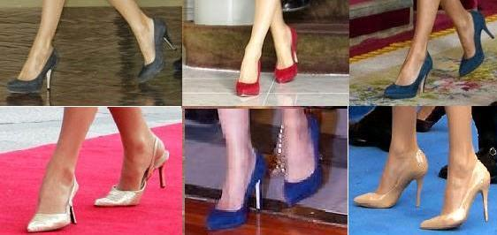 Queen Letizia - MAGRIT Shoes