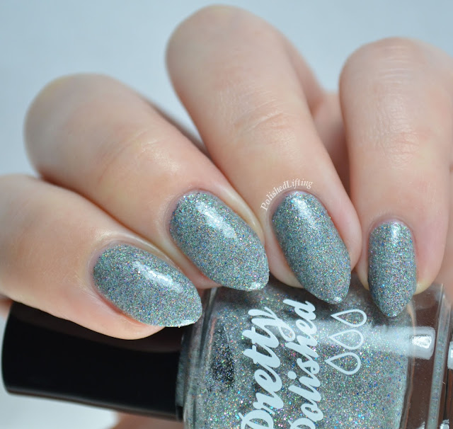 Pretty & Polished Tinsel Hockey