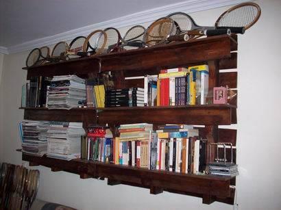 Como hacer estanterias originales aprender hacer bricolaje casero - Estanterias con palet ...