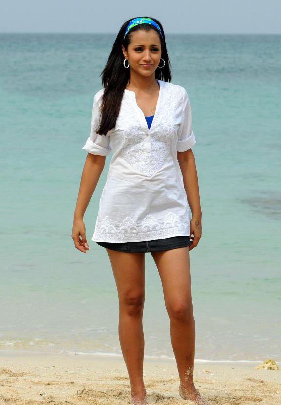 Trisha Krishnan In Bikini