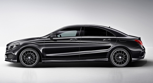 Mercedes benz cla 2015 autos hoy for Mercedes benz cla 2015