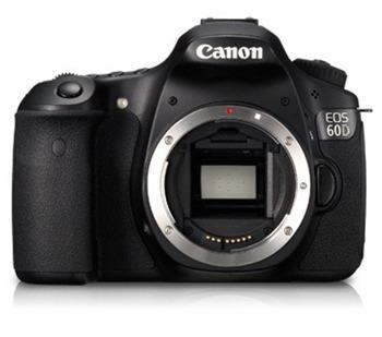 Canon EOS 60D Face