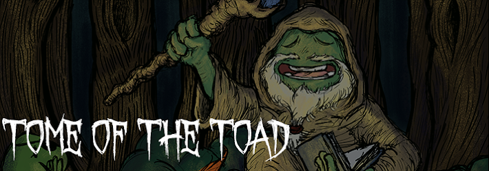 Tome of the Toad
