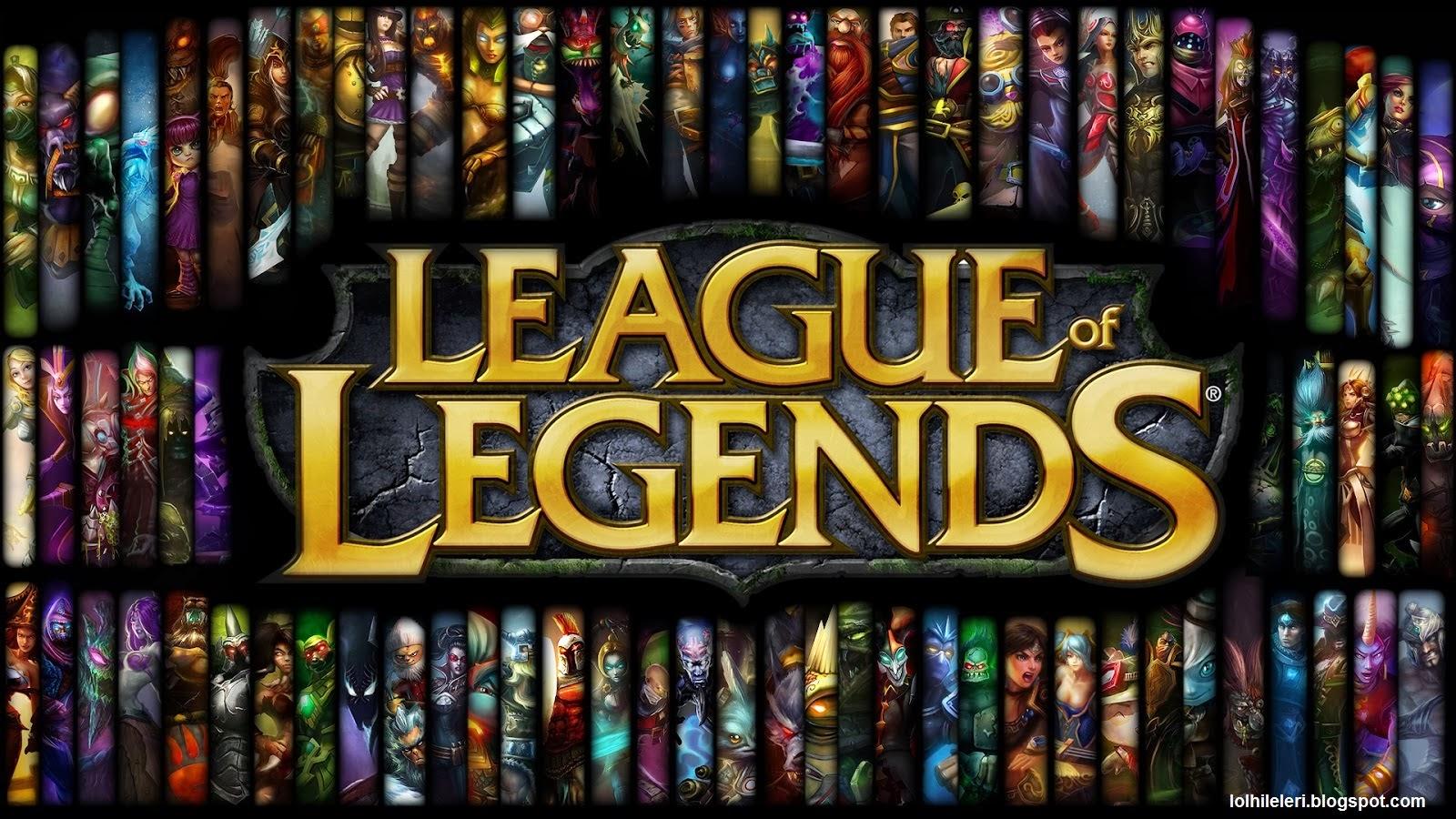 league of legedns