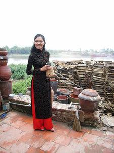 Phù Lãng ceramic village