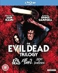 The Evil Dead Trilogy Blu-ray Boxset  (UK)