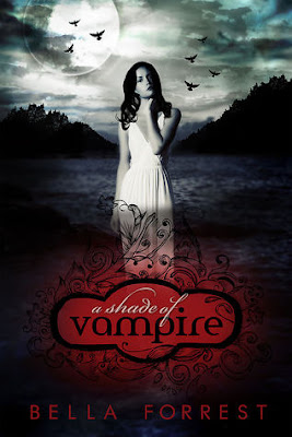 cover art, young adult, vampire, romance