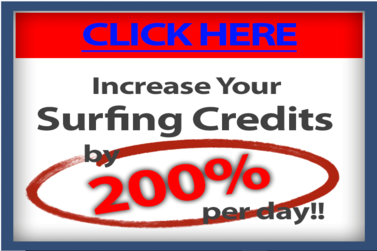 Increase Your Traffic Exchange Credits
