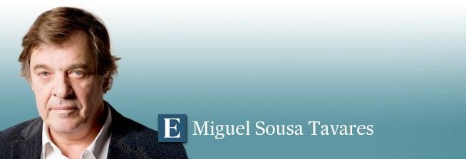 Um jeito manso  'Há palavras que nos beijam como se tivessem boca' [... outras nem por isso] Miguel-sousa-tavares-e3c9