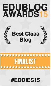 Edublog 2015 Finalists
