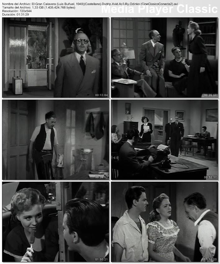 Luis Buñuel - El gran calavera | 1949