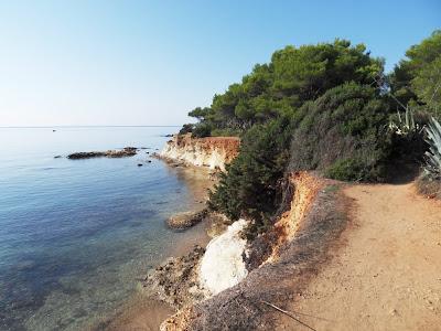 Coastline Ibiza