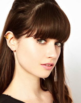 moda, complementos, pendientes, Ear Cuff