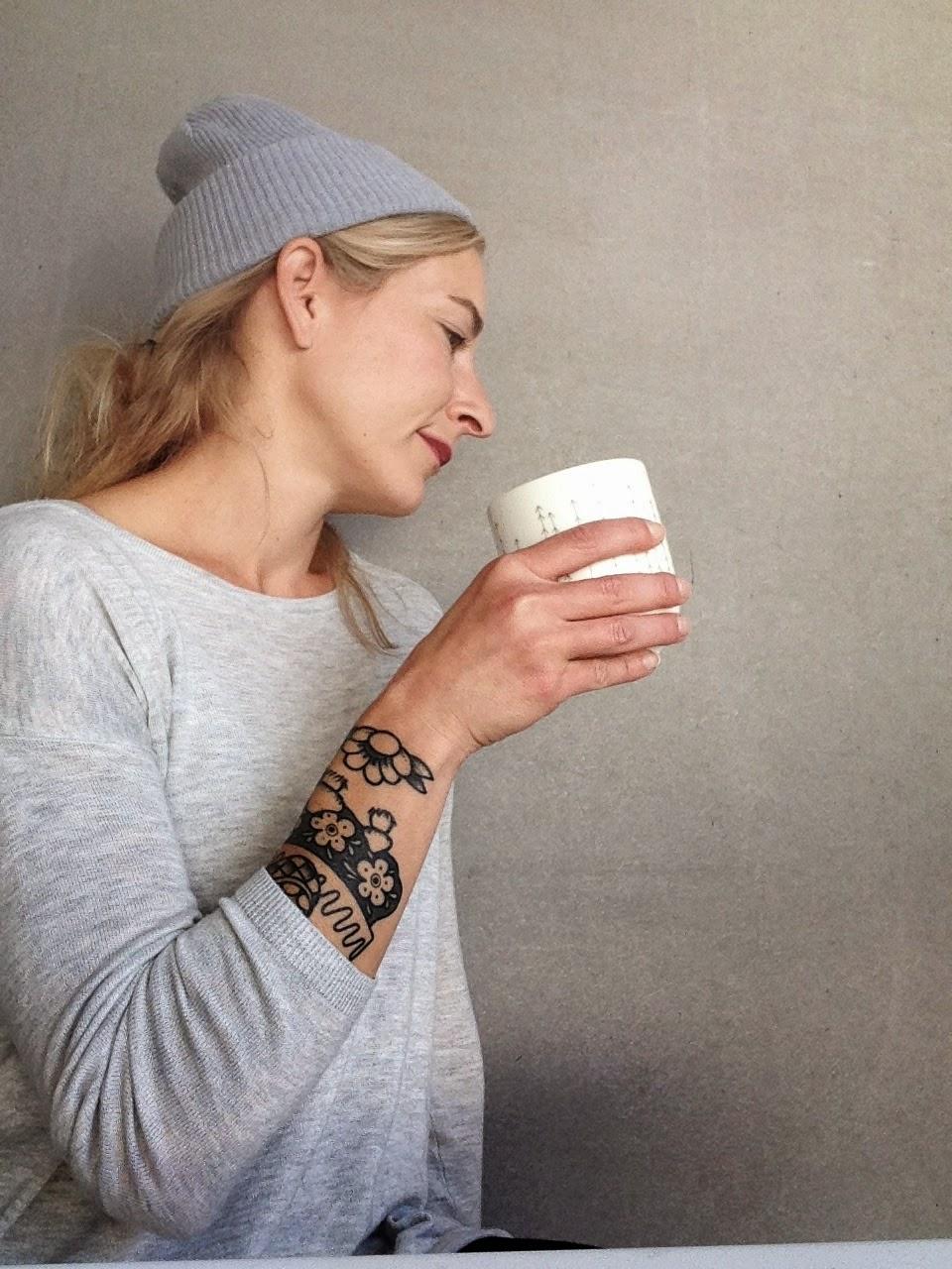 iittala, muki, iittala muki, makia, pipo,makia pipo, tattoo, tatuering, tatuointi
