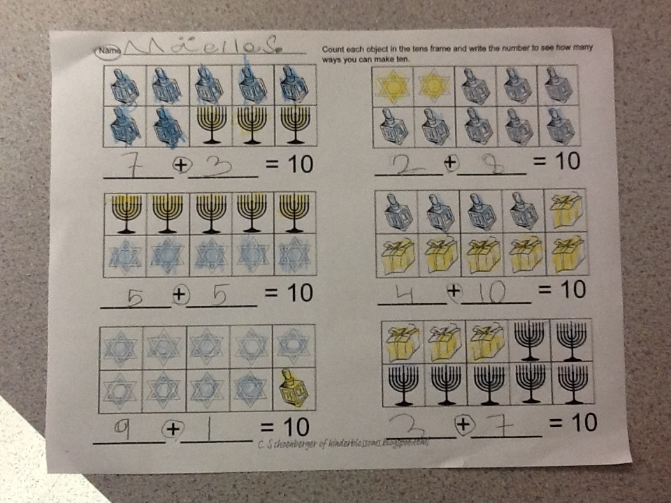 math worksheet : de posing numbers worksheets for pre k  de posing numbers  : Decomposing Numbers Kindergarten Worksheets