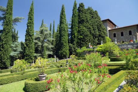 jardines en la historia jardines griegos y romanos