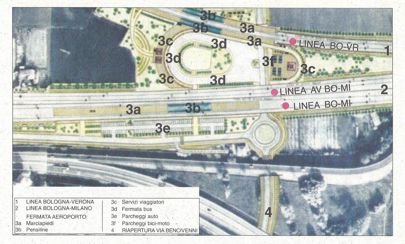 PROGETTO SFM AEROPORTO