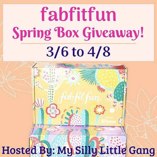 FabFitFun Giveaway