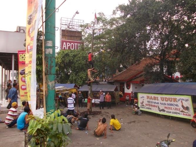 Jalan2 di kota bandung 17 agustus 2014 field report for Dekor 17 agustus di hotel