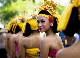 Wanita Cantik Bali