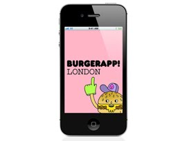 BURGERAPP for your phone
