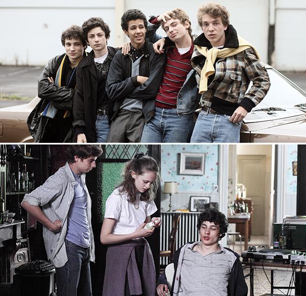 Filme: Três Lembranças da Minha Juventude