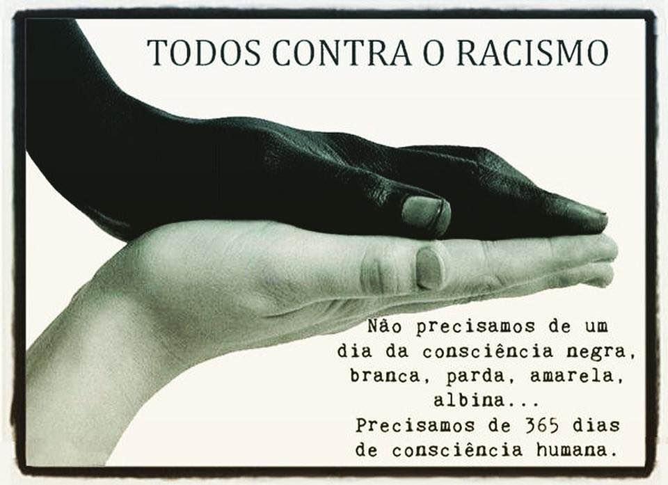 #todoscontraoracismo