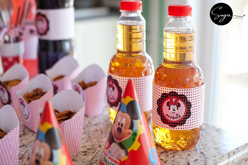 etichete Minnie, Minnie Mouse, pachet petrecere Minnie