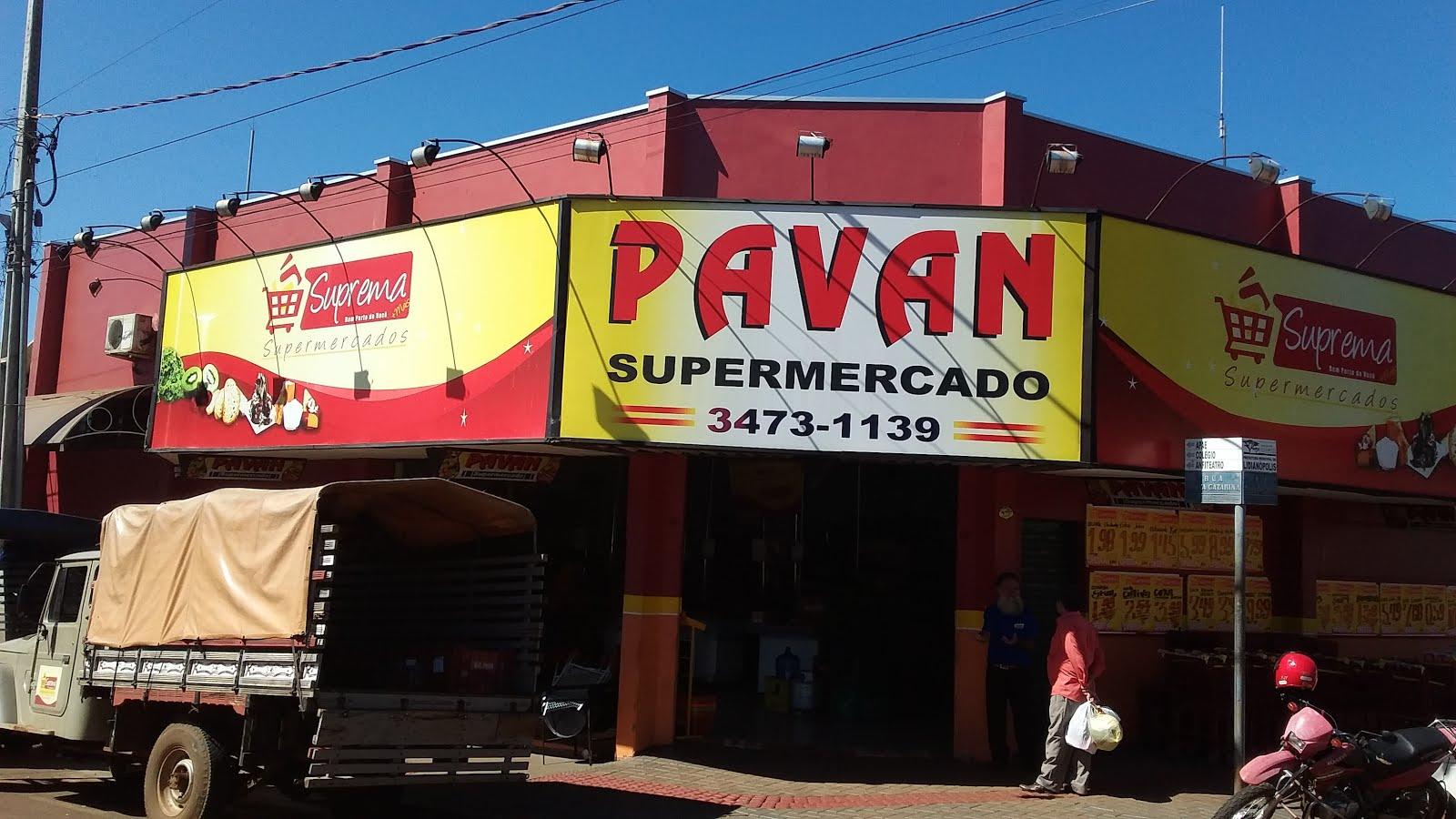 Pavan Supermercado