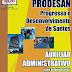 Apostila PRODESAN - Santos-SP 2014 - Área Administrativa