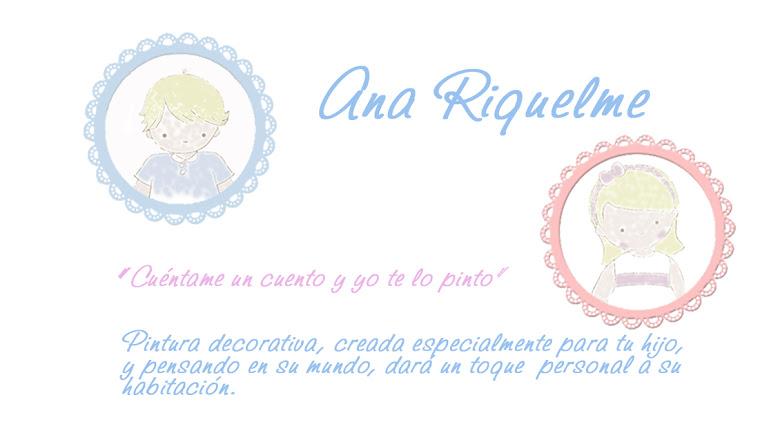 Ana Riquelme. Decoración infantil