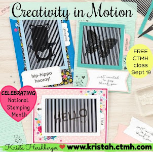 Creativity in Motion - available until September 30th - OR WSL
