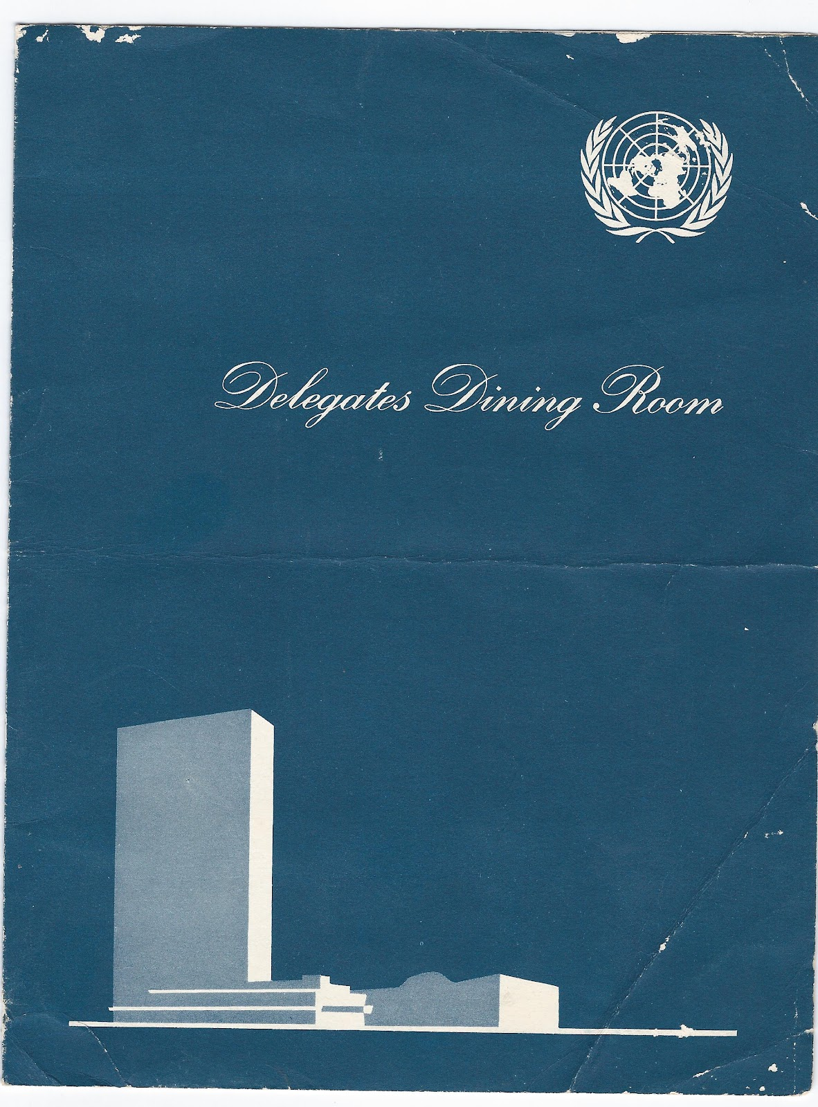 United Nations. Delegates Dining Room Part 87