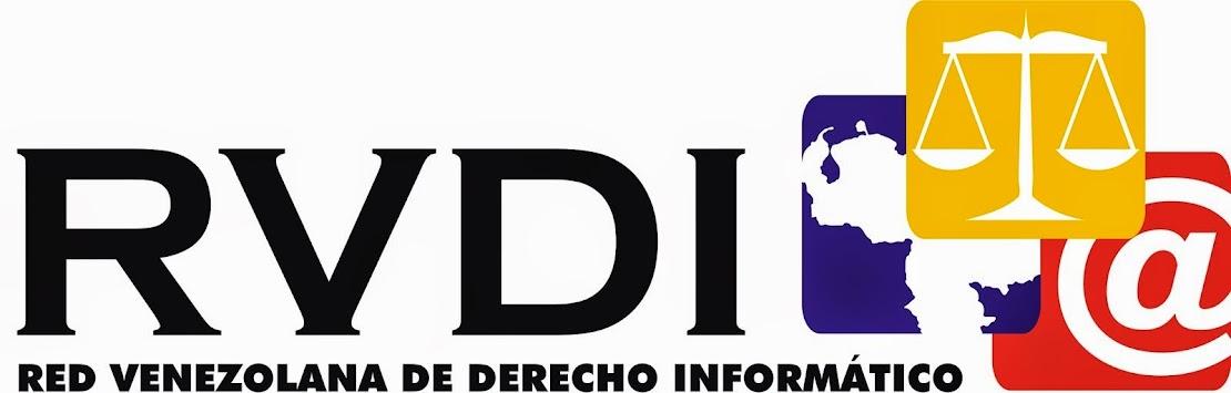 RED VENEZOLANA DE DERECHO INFORMATICO